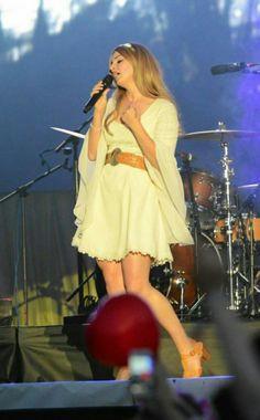 Lana Del Rey at the Orange Warsaw Festival in Poland #LDR