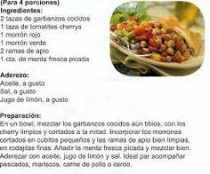 Resultado de imagen para recetas de cocina
