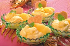 ananasový krém Food, Pineapple, Essen, Meals, Yemek, Eten