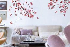 Adesivo Flores de Cerejeira                                                                                                                                                     Mais