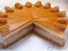 Hungarian Cuisine, Hungarian Recipes, Hungarian Cookies, Classic Cake, Pastry Shop, No Bake Cake, Cookie Recipes, Cake Decorating, Food And Drink