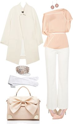 """""""Winter Blush"""" by angela-windsor on Polyvore"""