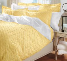 Cotton Voile Arwen Duvet Cover