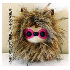 $15.00 Paris Lionhead by CuteCritters on Handmade Australia
