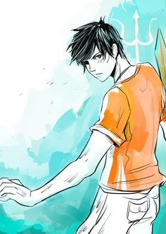 PEEERRRCCCCYYYYYYY. I'm almost done with the PJO series, I can't wait to reach The Heroes of Olympus! //derpface • ANNABETH