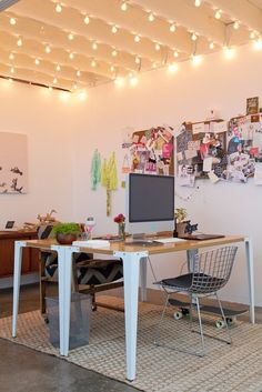 atwater collective office (nice lights)