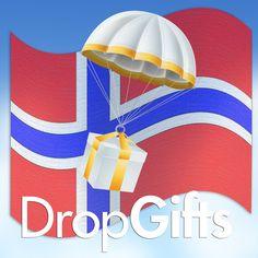 Velkommen til DropGifts!    www.dropgifts.it