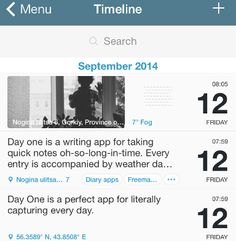 Want to keep a diary on iPhone? Try best free apps! http://www.freemake.com/blog/top-5-diary-apps-for-thoughtful-writing/
