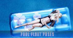 Dreamer Pool Float Poses at Dreacia via Sims 4 Updates