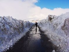 Winter scenery from Algeria Photo by Fouzi T. � National Geographic Your Shot