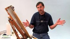 Watercolor Techniques with Don Andrews - Color Theory-Mixing Colors Part...