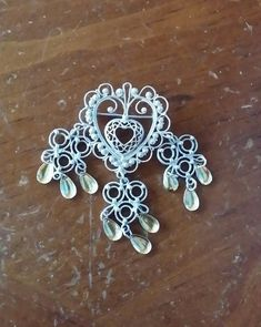 Hjertesølje Thinking Day, Wire Wrapped Jewelry, All Art, Filigree, Wire Wrapping, Norway, Heart Ring, Northern Lights, Jewelery