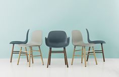 The Form collection by Simon Legald - Normann Copenhagen - iF Design Award 2016 Victorian Furniture, Retro Furniture, French Furniture, Farmhouse Furniture, Classic Furniture, Furniture Layout, Colorful Furniture, Unique Furniture, Cheap Furniture