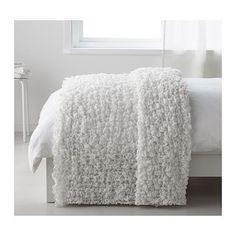 Ofelia Blanket | 20 Amazing Ikea Bedroom Ideas Under $20 | Living Room Ideas