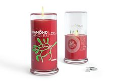 Disclaimer: Trying to solicit kisses from coworkers by holding a burning Mistletoe candle above your head can and may result in multiple forms of injury; including but not limited to, getting beat up by your coworker's significant other, broken candles, broken limbs, termination from employment for being a ridiculous crazy person, fire, and untimely death. Diamond Candles is not responsible or liable for your misuse of our most awesome Mistletoe candle. - $24.95