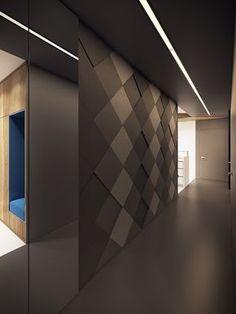 Dramatic Interior Architecture Meets Elegant Decor in Krakow - Sufey Home Decor…