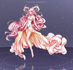 Commission: Petra by omocha-san.deviantart.com on @deviantART