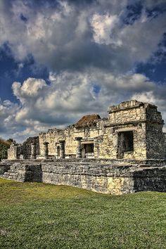 Under Mayan Skies