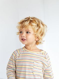 Best clothes for kids boys girls Ideas - Zara Kids Boys Curly Haircuts, Toddler Haircuts, Little Boy Haircuts, Toddler Haircut Boy, Baby Boy Hairstyles, Hairstyles For Kids Boys, Blonde Kids, Blonde Babies, Blonde Baby Boy