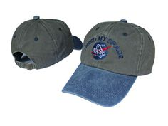 NASA I NEED MY SPACE CAP Dark Gray|only US$6.00 - follow me to pick up couopons.