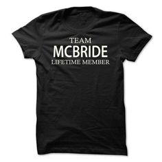 Awesome Tee Team Mcbride T-Shirts