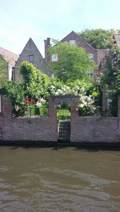 Best Garden Ever! @Bruges Venice of the north Venice of the north