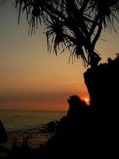 Ngobaran beach , Yogyakarta, Indonesia