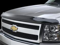 2008 Chevrolet Silverado | Bug Deflector and Guard for Truck SUV and Car Hoods | WeatherTech.com