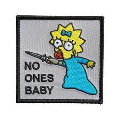 Gummivenus Unoriginals 'No Ones Baby' Patch
