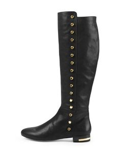 MICHAEL by Michael Kors Ailee Tall Flat Boot – Black Leather by MICHAEL Michael Kors Take for me to see MICHAEL by Michael Kors Ailee Tall Flat Boot – Black Leather Review You are able to buy any products and MICHAEL by Michael Kors Ailee Tall Flat Boot – Black Leather at the Best Price …