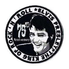 "Logo Aufnäher / Iron on Patch"" Elvis Presley 75th anniver... https://www.amazon.de/dp/B00WOF7ILI/ref=cm_sw_r_pi_dp_HTsAxbE39818K"