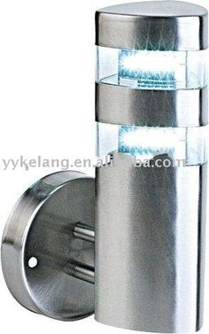 LED stainless steel wall lightwidely used on the  wall. great pin!