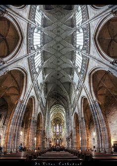 *St. Vitus Cathedral*  Praha