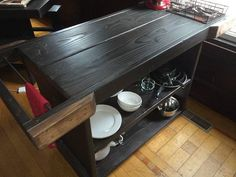 Kitchen Island 60 X 40 please contact me and include your zip code for a shipping quote