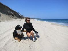 Many great islands in New England are dog friendly and a great place for a summer vacation!