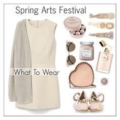 """Spring Arts Festival: What To Wear"" by pat912 ❤ liked on Polyvore featuring MANGO, POSH, Attilio Giusti Leombruni, STELLA McCARTNEY, Fendi, Laura Mercier, Violeta by Mango, Bobbi Brown Cosmetics and polyvoreeditorial"