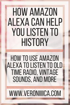 Smart Home Technology, Technology Tools, Educational Technology, Assistive Technology, Amazon Echo Tips, Amazon Hacks, Alexa Tricks, Alexa Commands, Amazon Alexa Skills