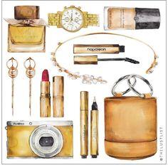 "LINE BOTWIN ""Girly illustrations"" #chic #fashion #girly #illustration #thelustlist #lust #list"