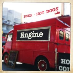 Our Beer and Dog Truck