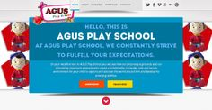 On your very first visit to AGUS Play School, you will see how our picturesque grounds and our stimulating classroom environments create a comfortable, home-like, safe and secure environment for your child to explore and discover the world around him and develop his emerging abilities.