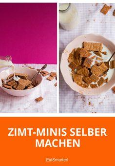 Zimt-Minis selber machen   eatsmarter.de