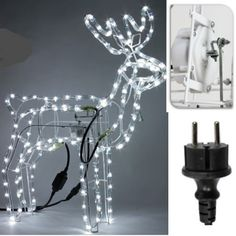 pere noel automate grimpeur sur baton lumineux b tons. Black Bedroom Furniture Sets. Home Design Ideas