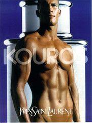 Yes Saint Laurent Kouros