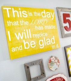 This is the day 18x22 Canvas by kisstheskyshop on Etsy