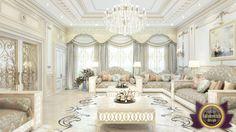 Living Room Interior Of Luxury Antonovich Design - Picture gallery