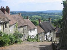Shaftesbury is a scenic little town in Dorset that you'll never want to leave.