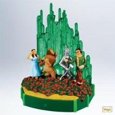 Emerald City Ornament