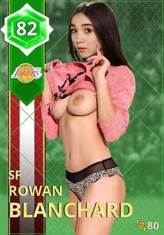 Think, that blanchard porn rowan nude remarkable
