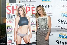 Celebrity fitness trainer Jillian Michaels attends Shape Magazine celebrates Jillian Michaels' cover and 35th anniversary of Shape at The Whisper Lounge on July 6, 2016 in Los Angeles, California.