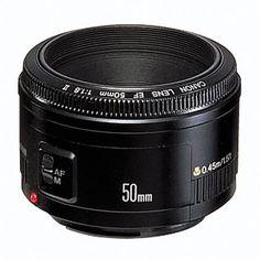 Canon 50mm Medium Lens